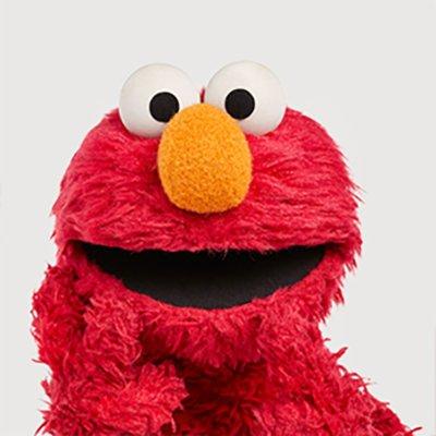 Visage d'Elmo, à remplacer par la photo de Sylvie Majeau